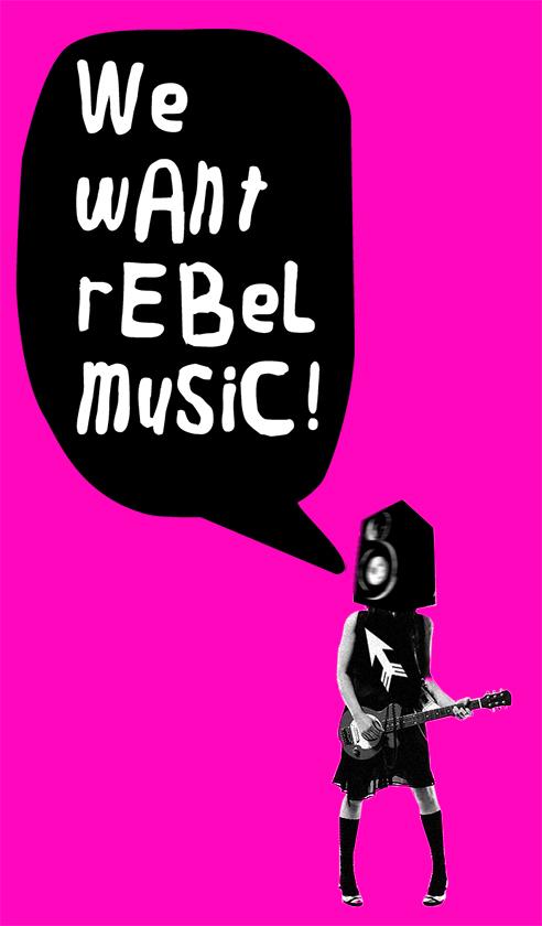 wewantrebelmusic