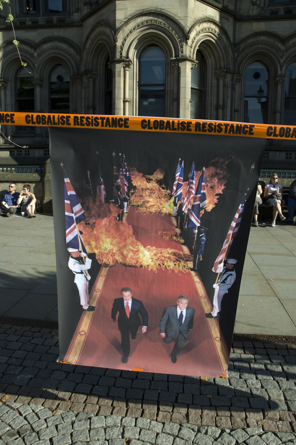 Stop The War Manchester 17