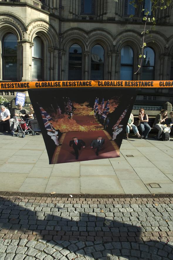Stop The War Manchester 16