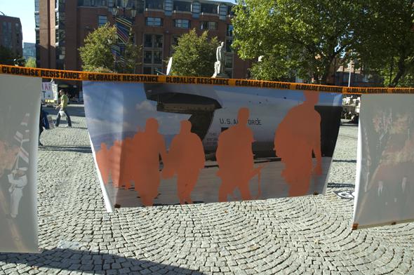 Stop The War Manchester 15