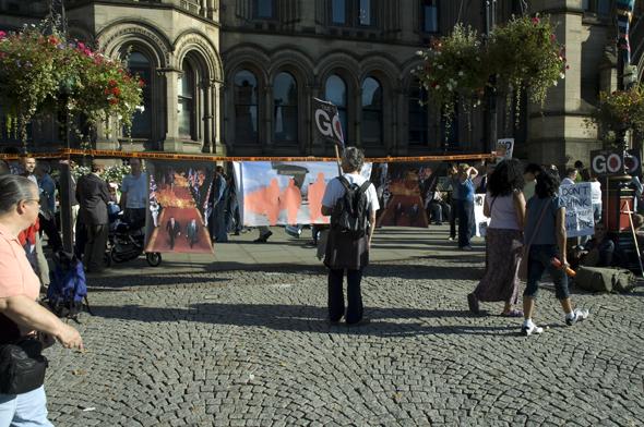 Stop The War Manchester 12