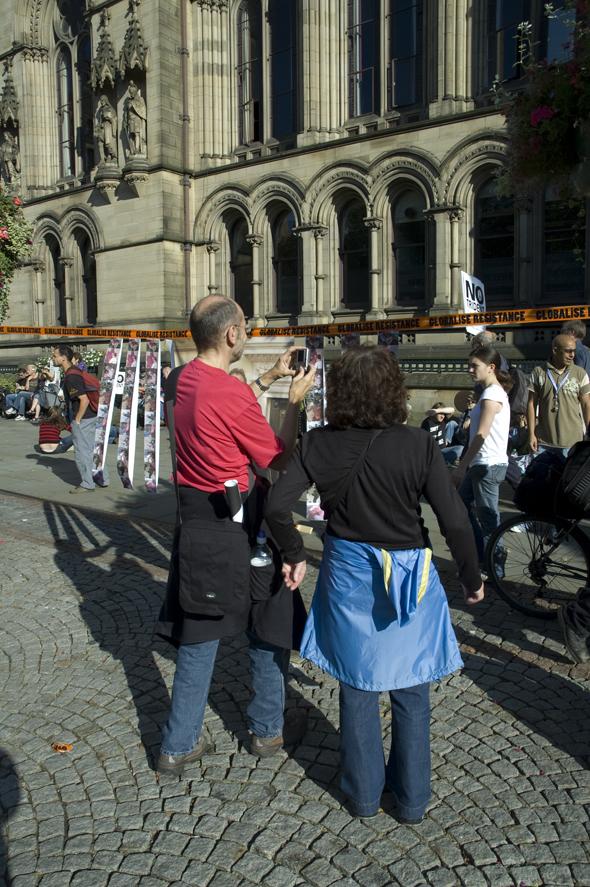 Stop The War Manchester 9